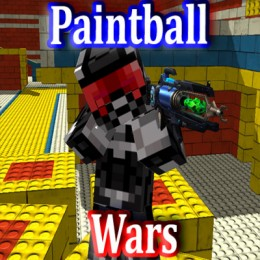 Paintball Pixel FPS