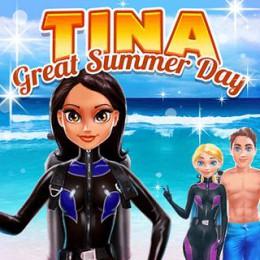 Tina - Great Summer Day