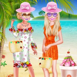 Bff Spring Beach Holiday