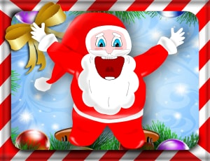 Christmas Santa Claus Game