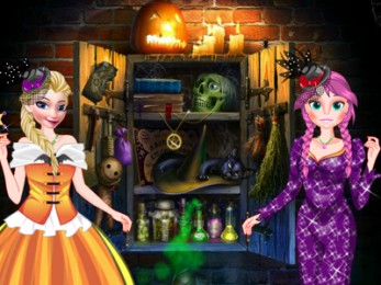 Princess Halloween Costumes