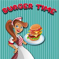 Burger Time Game