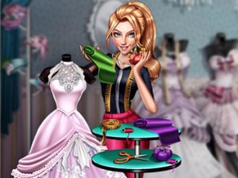 Royal Dress Designer