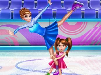 Ice Skating Contest