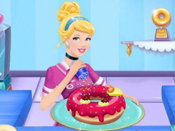 Princess Donuts Shop