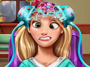 Rapunzel Brain Doctor