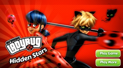 Miraculous Ladybug Hidden Stars
