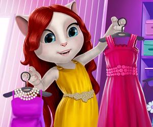 Kitty Fashion Day