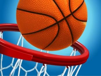Dunk Shot-Basketball