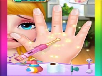 Evie Hand Doctor