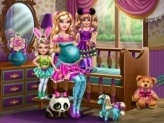 Barbie with Twins