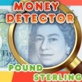 Money Detector Pound Sterling