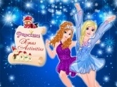 Princesses Xmas Activities