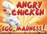 Angry Chicken Egg Madness