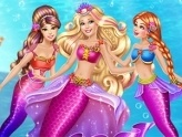 Princess Mermaid Coronation