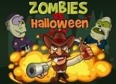 Zombies vs Halloween