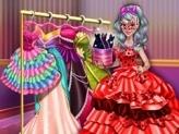 Dove Carnival Dolly Dress Up
