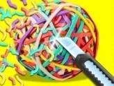 RubberBand Cutting
