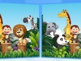 Find Seven Differences - Animals