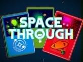 Space Through - Card Clicker Game