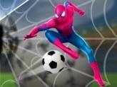 Spider man Football Game