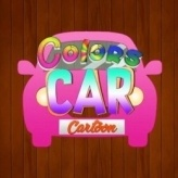 Colors Car Cartoon