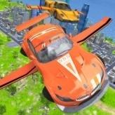Flying Car Extreme Simulator