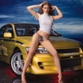 Girls and Cars Puzzle 2