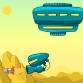 Kingdom Defence Alien Shooting