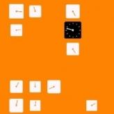 Clock Shoot Game
