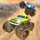 Monster 4x4 Hill Climb Sims