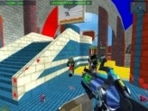 Blocky Gun Paintball 3