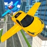 Flying Car Simulator 3d