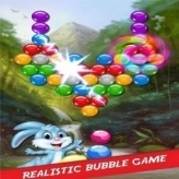 Bunny Bubble Shooter Game