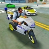 Police Crime City Simulator Police Car Driving