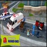 Ambulance Rescue Games