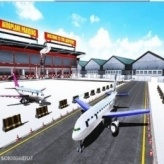 Airplane Parking Mania Simulator