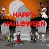Happy Halloween Slide