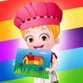 Baby Hazel Learn Colors