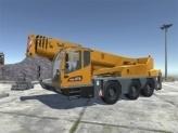 Heavy Crane Simulator