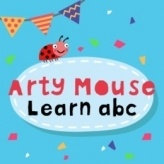 Arty Mouse Learn ABC