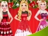 Princess Christmas Shopping
