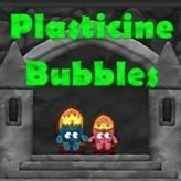 Plasticine Bubbles