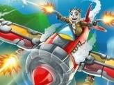 Panda Commander Air Combat