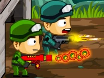 Zombie Parade Defense