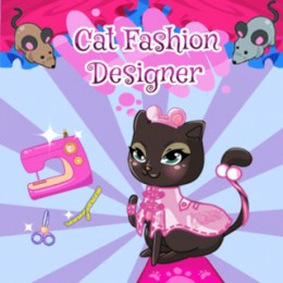 Cat Fashion Designer Play Cat Fashion Designer For Free