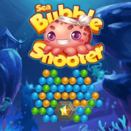 Sea Bubble Shooter