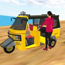 Tuk Tuk Auto Rickshaw