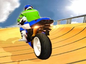 Bike Stunt Master Game 3D