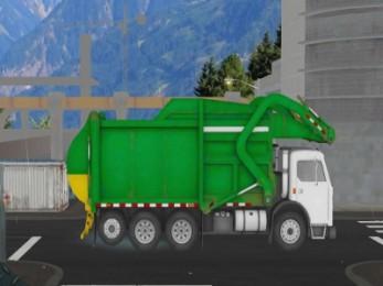 Garbage Truck Sim